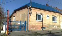 Budova Krajského strediska ÚNSS Prešov