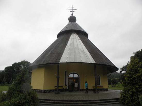 Bazilánsky monastyr v Krásnom Brode