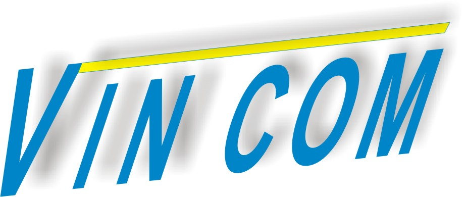Logo nášho partnera VIN COM s.r.o.