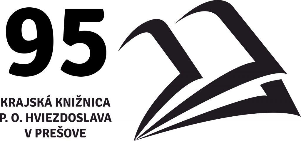 Logo nášho partnera Krajská knižnica P.O. Hviezdoslava v Prešove